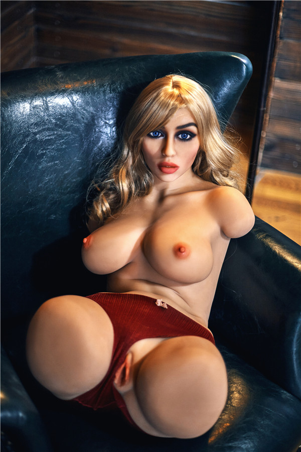 Realistische Irontechdoll Sex Puppe
