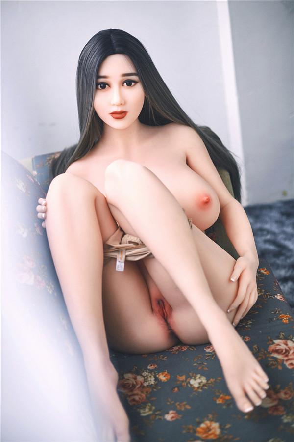 Glamouröse liebespuppe Adah