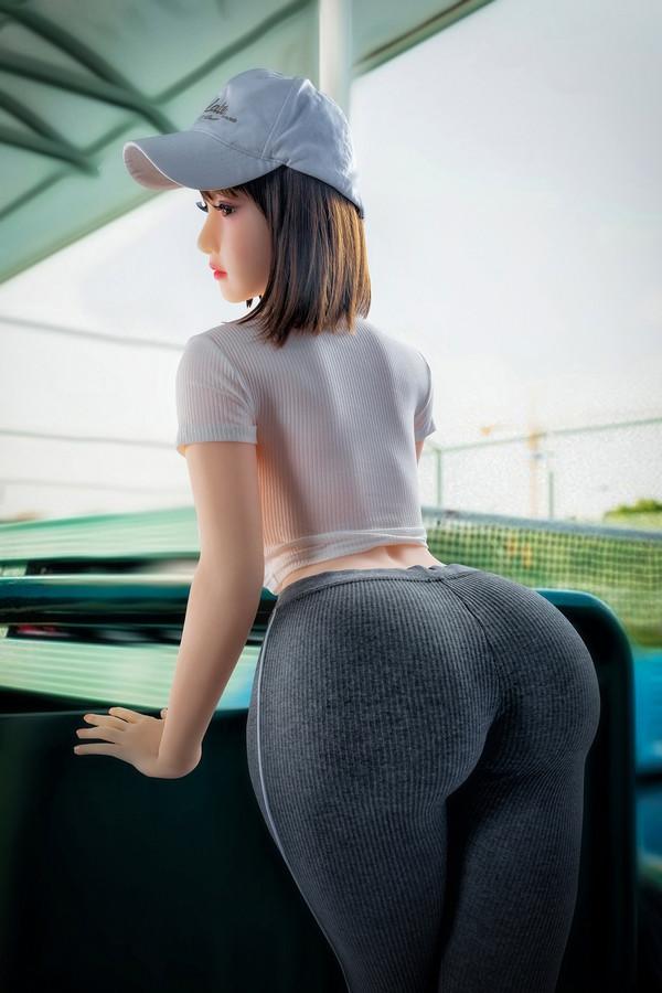 Tennis Mädchen Sexpuppe Cicely