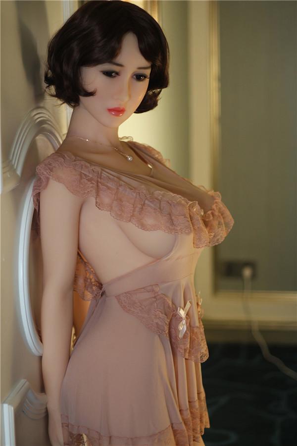 Omeletthaarige love doll Wenda