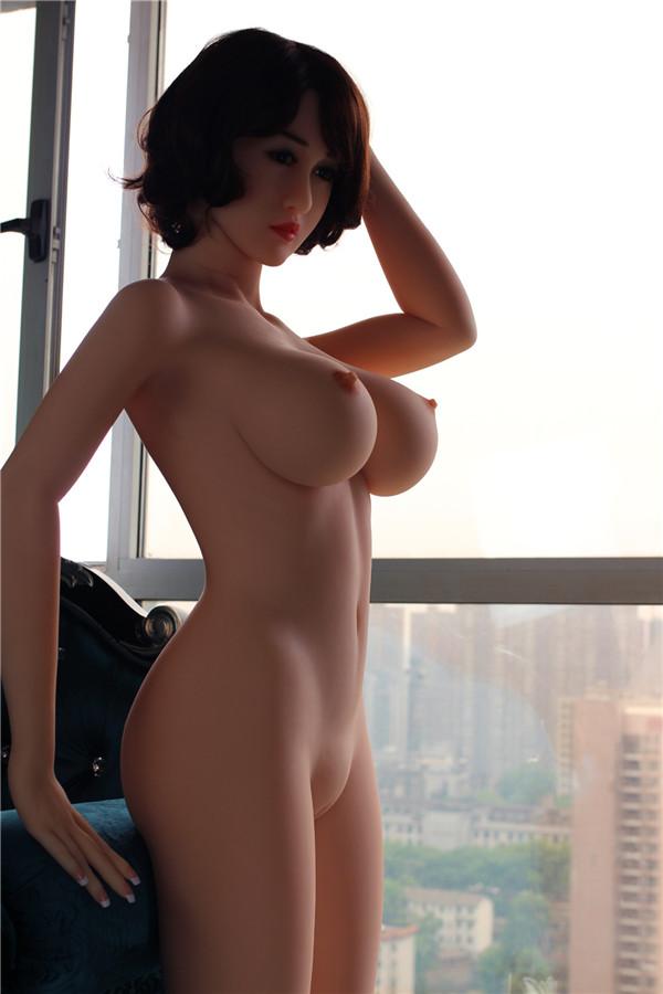Nackte Sex Doll des Morgennachbarn Wenda