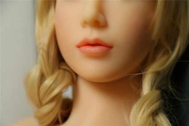 Real Doll mit kleinem Mund Wendy